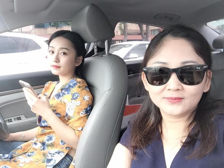 Cô Thảo thường xuyên bị nhầm là… chị gái của con.
