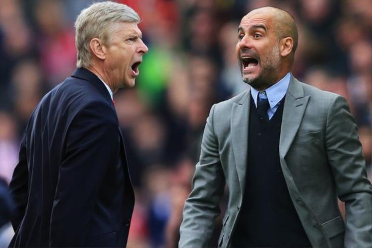 Wenger đang cố gắng che giấu nỗi sợ đoàn quân của Pep Guardiola.