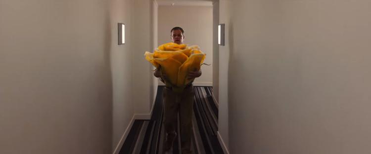 Hay một bông hoa hồng là quá đủ để bày tỏ tình cảm lớn lao dành cho người mình yêu