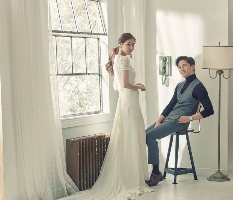 Cặp đôi đẹp như bước ra từ tạp chí