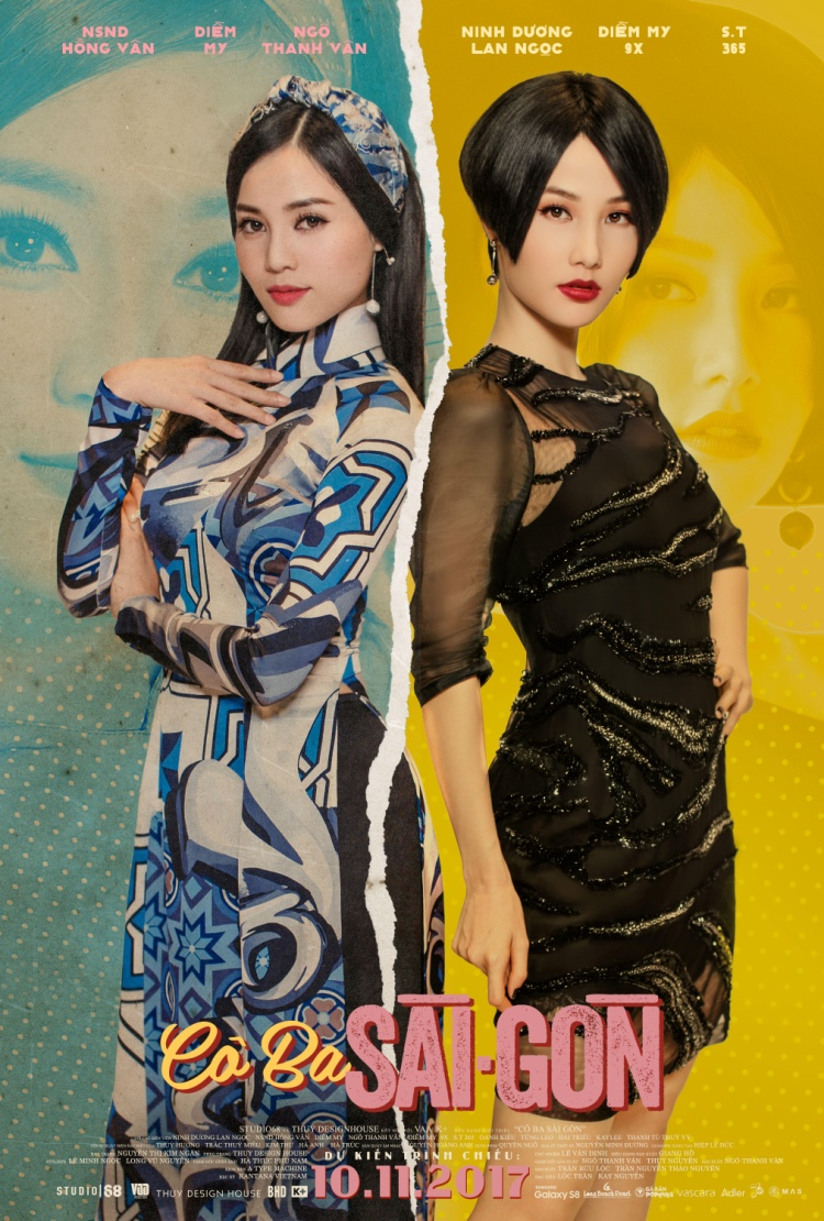 Cô ba Sài Gòn là một cuốn phim của thanh, sắc và tâm hồn