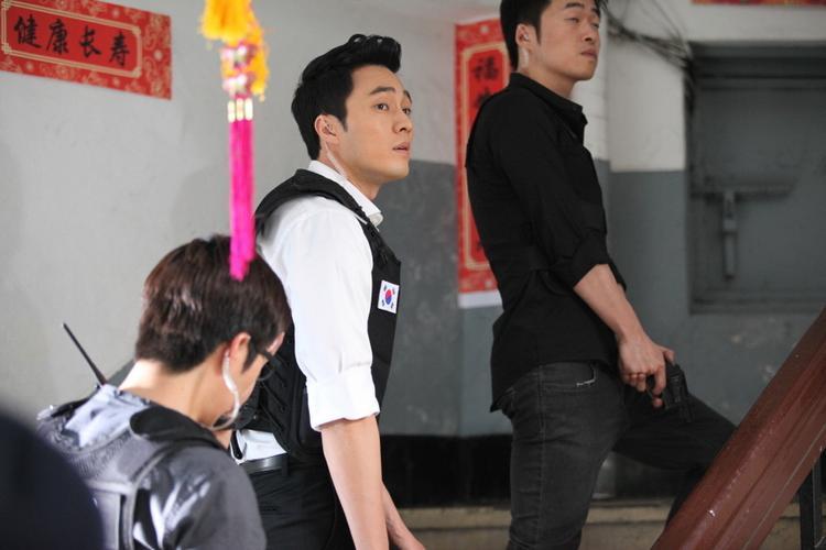 Nam diễn viên được đánh giá cao khi thể hiện hai vai trong cùng 1 nhân vật.