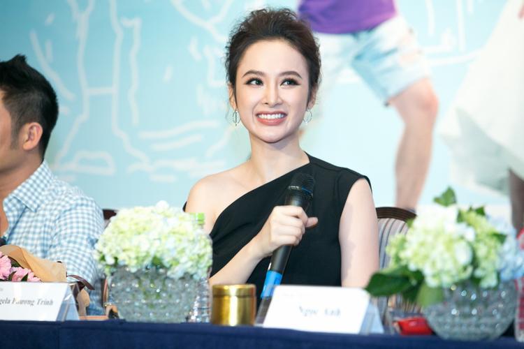 Angela Phương Trinh bắt đầu thay đổi hình tượng sexy, quyến rũ cả ở trong phim lẫn ngoài đời.