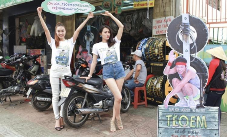 Năm 2013, tấn công màn ảnh rộng với vai nữ chính Minh Minh phim điện ảnh Tèo em. Nhân vật cùng lối diễn xuất tự nhiên của cô dành được thiện cảm của nhiều khán giả, Ninh Dương Lan Ngọc bắt đầu trở thành cái tên được săn đón bởi nhiều nhà làm phim.