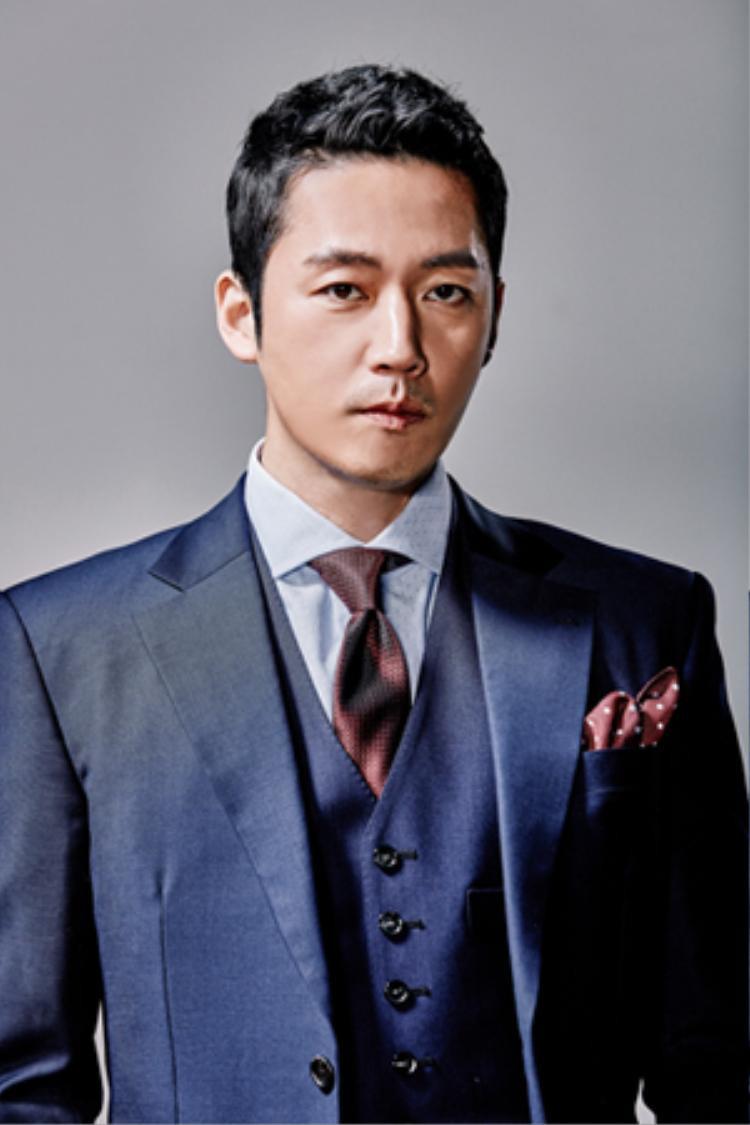 Nam diễn viên Jang Hyuk.