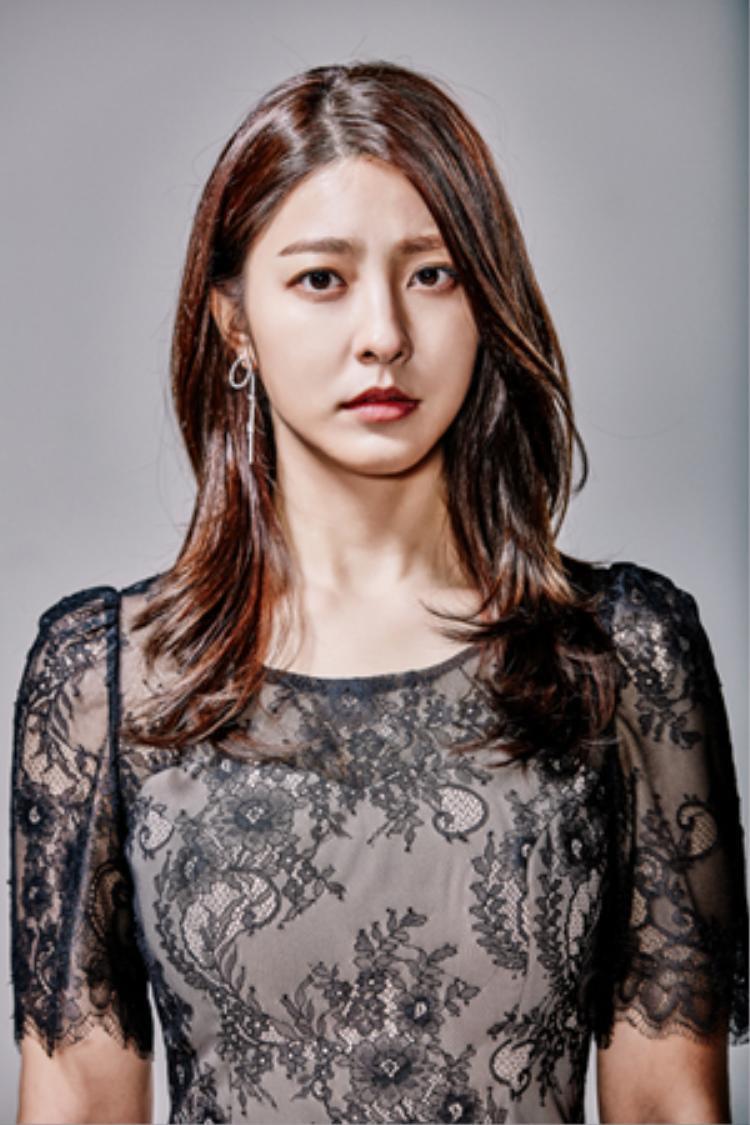 Nữ diễn viên Park Se Young
