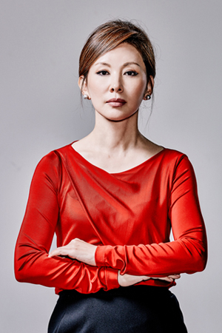 Nữ diễn viên Lee Mi Sook