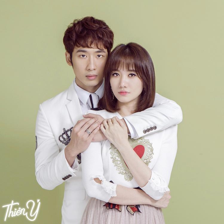 Liệu Trấn Thành có nổi cơn ghen khi Hari Won bị Tuấn Trần cưỡng hôn ngay tập đầu tiên của phim Thiên Ý?