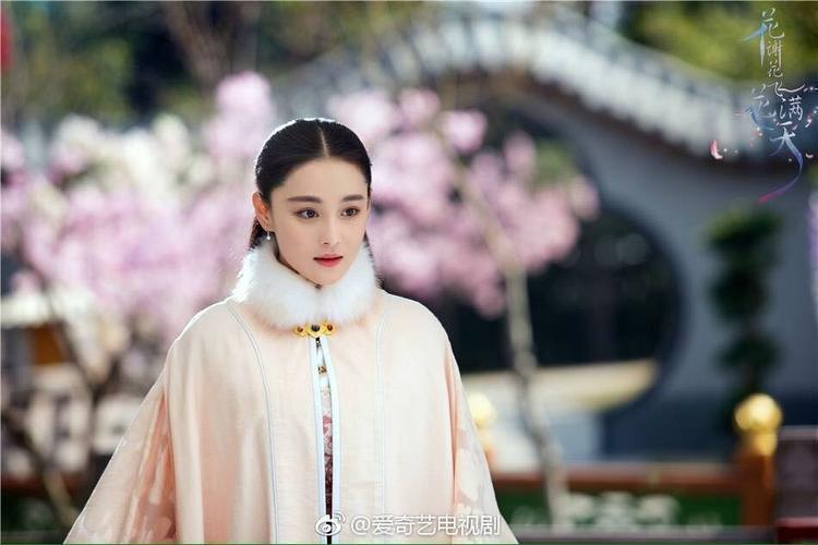 Tình địch một thời của Phạm Băng Băng đẹp lấn át trong Hoa Tạ Hoa Phi Hoa Mãn Thiên