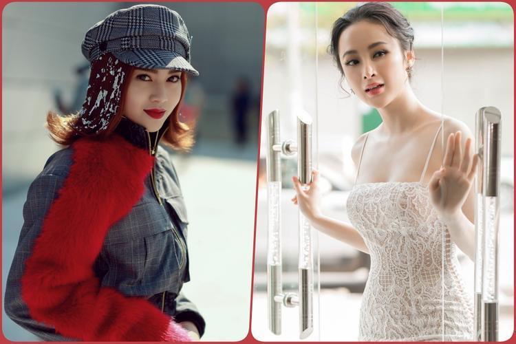 Ninh Dương Lan Ngọc bật mí đây không phải là lần đầu tiên cô gặp rắc rối với Angela Phương Trinh