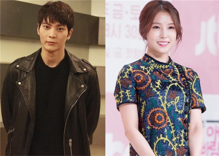 Chị đại BoA và ông hoàng rating Joo Won xác nhận chia tay sau 1 năm hẹn hò
