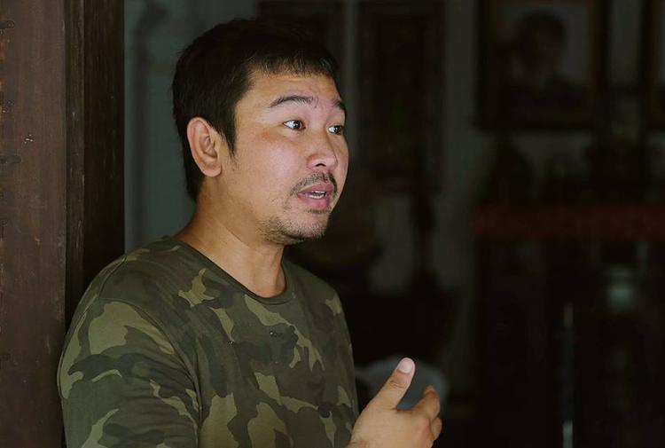 Đạo diễn, nhà sản xuất Lý Minh Thắng.