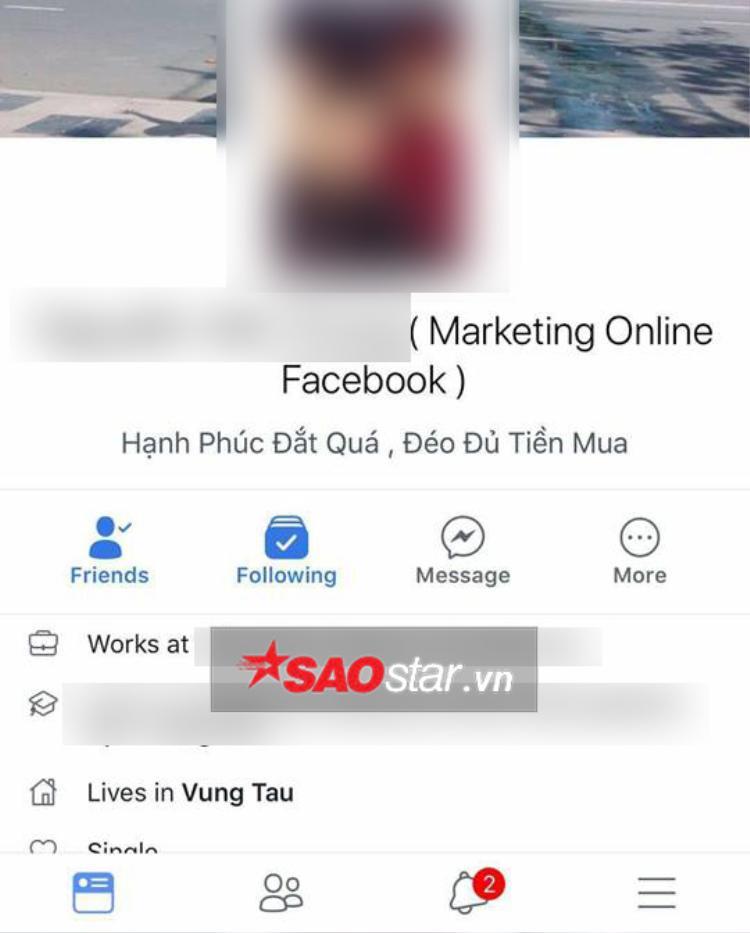 Đối tượng livestream phim Cô Ba Sài Gòn cho rằng mình bị lợi dụng để PR?