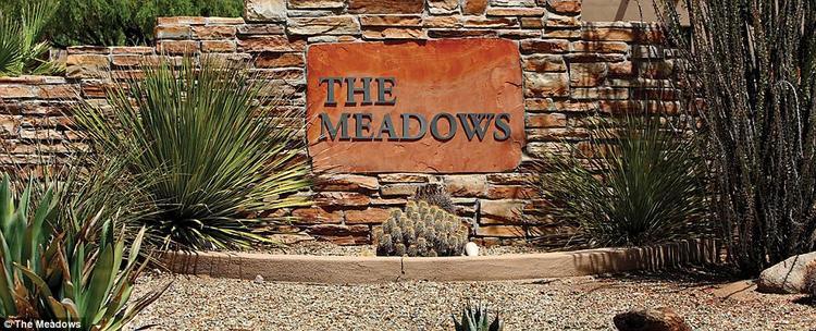 Khung cảnh trung tâm cai nghiện tình dục The Meadows