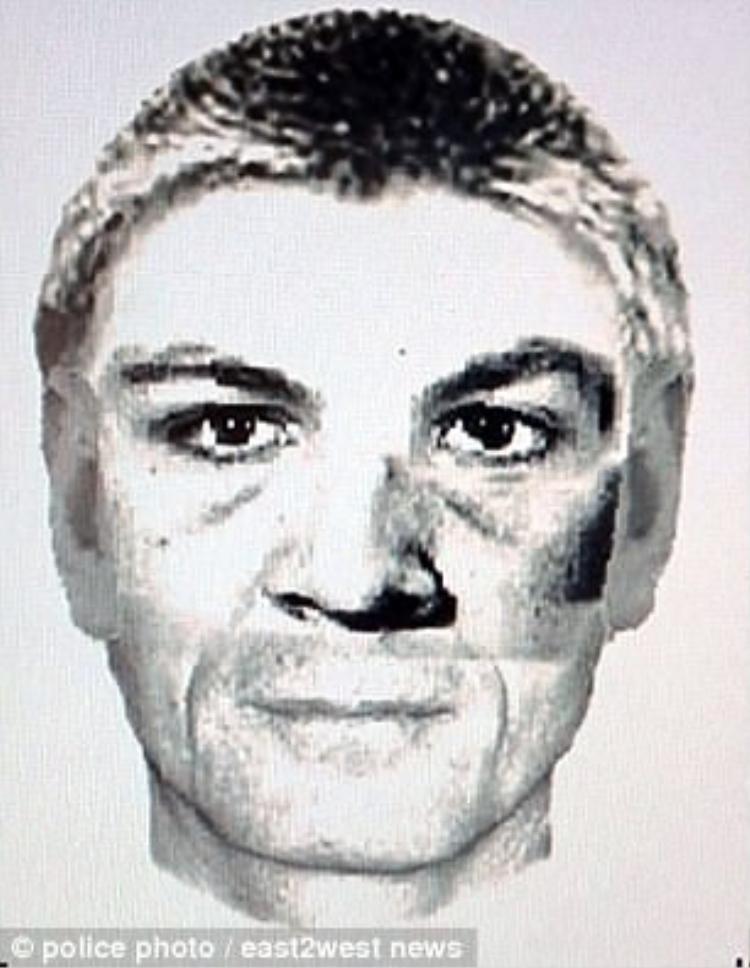 Cảnh sát Nga phác họa chân dung một trong hai tên tội phạm. Đồng thời ban hành lệnh truy nã trên toàn nước Nga.