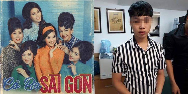Hành vi livestream Cô Ba Sài Gòn và kết cục của kẻ quay lén đang trở thành một đề tài nóng nhận được sự quan tâm của nhiều người.