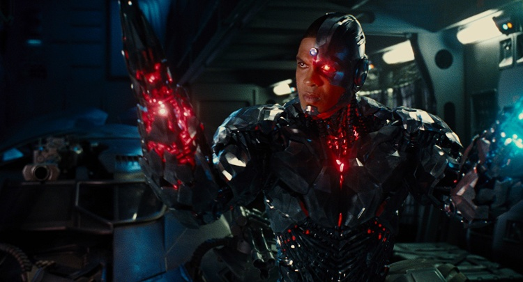 Cyborg.