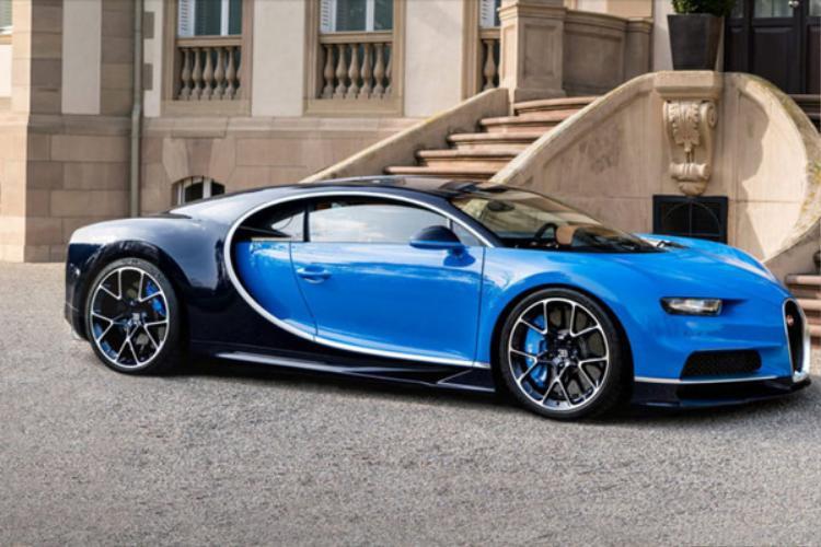 5 xe sang giá hàng chục tỷ có tốc độ khủng nhất hiện nay