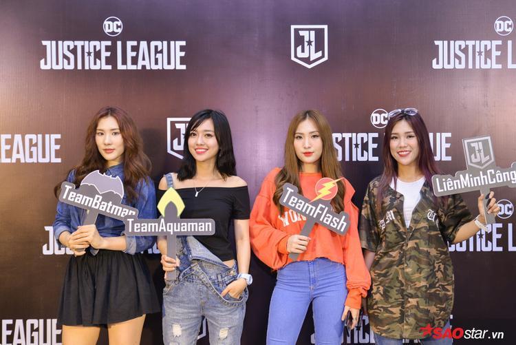 4 cô gái xinh đẹp của nhóm LipB.