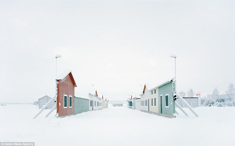 Thành phố Carson, gần Gothenburg ở Thuỵ Điển, là một trong số rất ít thị trấn được xây dựng nhằm mục đích thử nghiệm các biện pháp an toàn.