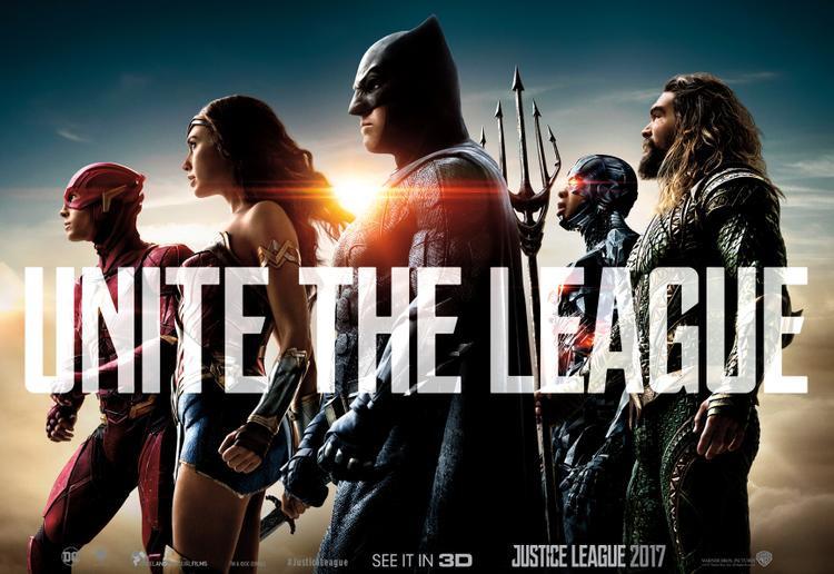Justice League: Batman  Wonder Woman và cả Liên minh công lý hợp lại thì không phải dạng vừa đâu