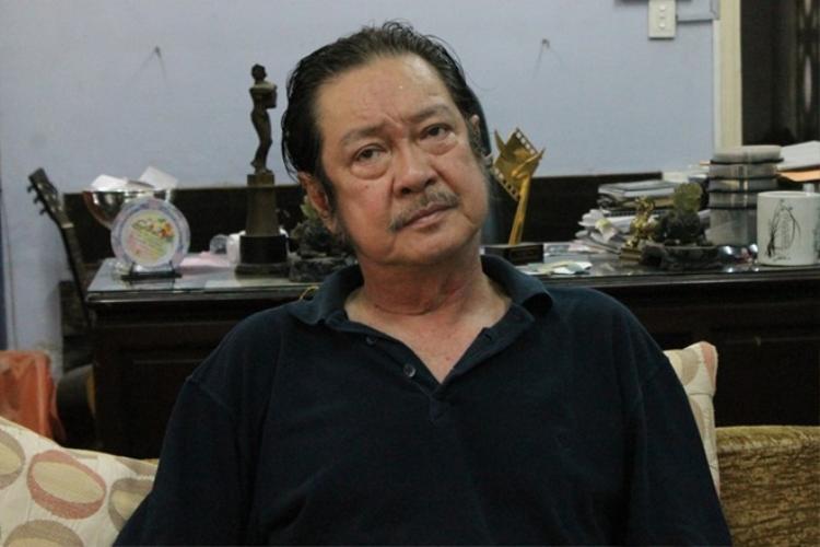 Nghệ sĩ Chánh Tín lên tiếng chỉ trích Ngô Thanh Vân vô ơn khi ông trong thời gian khó khăn, hoạn nạn.