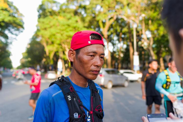 Kiên running hoàn tất hành trình chạy bộ 1.868 km từ Hà Nội vào Sài Gòn