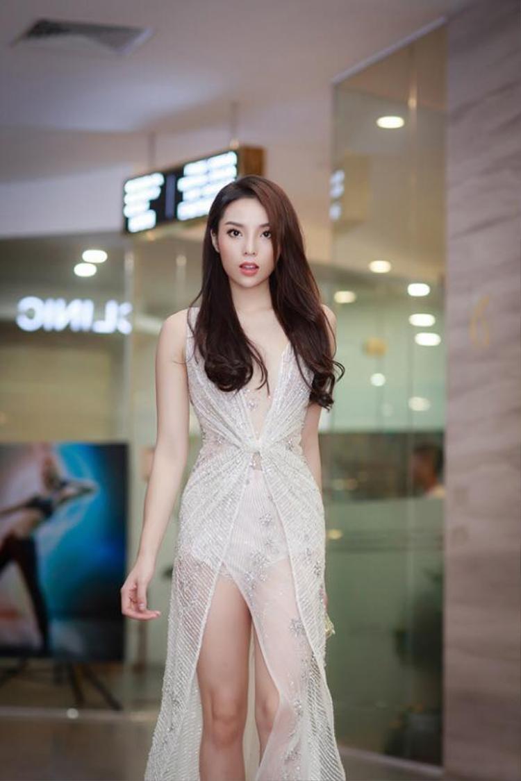 Việc đầu tư hình ảnh chỉn chu giúp hình ảnh của người đẹp Nam Định được nâng cấp. Hiện Kỳ Duyên đang đảm nhận vị trí huấn luyện viên The Look 2017. Cô được đánh giá cao ở phong cách thời trang trong suốt năm 2016, 2017.