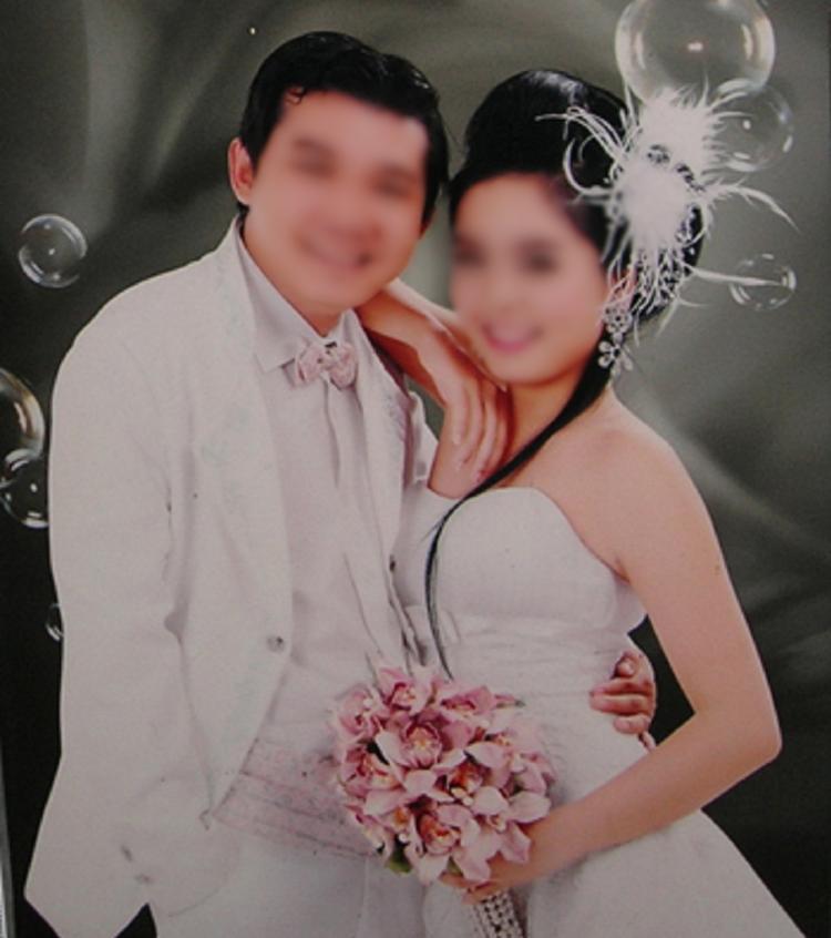 Ảnh cưới của T. và D.