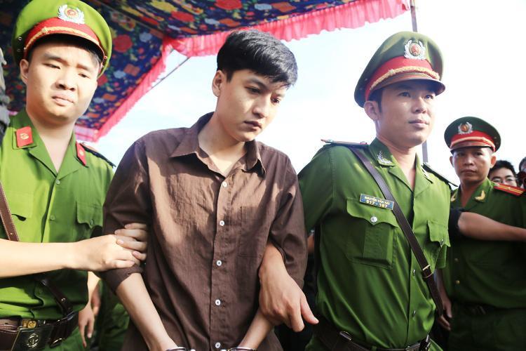 Tử tù Dương từng có mong muốn hiến xác cho y học.