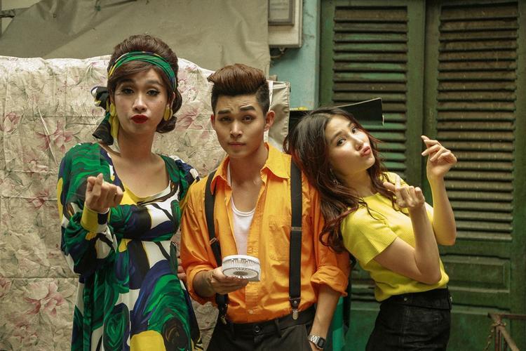 MV của ca khúc sẽ được giới thiệu đến công chúng vào ngày 19/11.