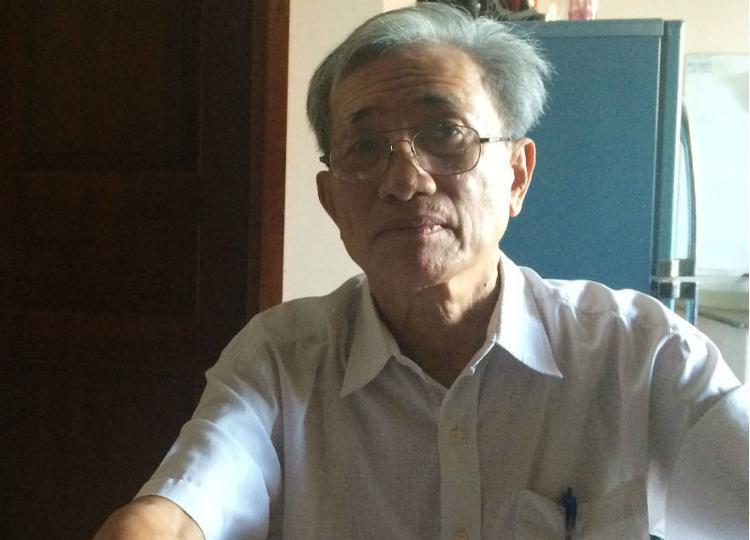Ông Nguyễn Khắc Thủy bị cáo buộc dâm ô nhiều trẻ em.