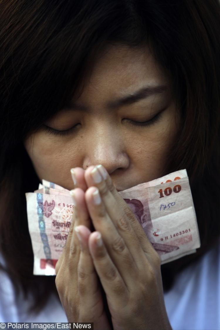 Ở Thái Lan, nhà vua là một tín ngưỡng vô cùng thiêng liêng.
