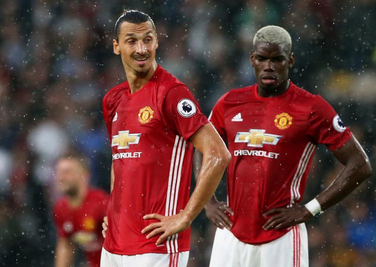 Man Utd đón chào sự trở lại của Pogba và Ibra.
