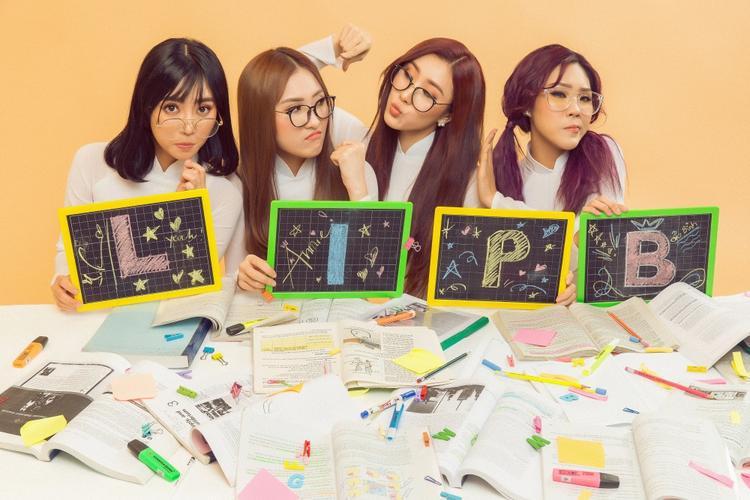 Một số hình ảnh mới nhất của Lip B trong sản phẩm âm nhạc mới…
