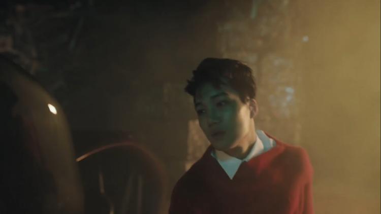 Tiếng Việt bất ngờ xuất hiện trong clip teaser Nhật tiến của EXO