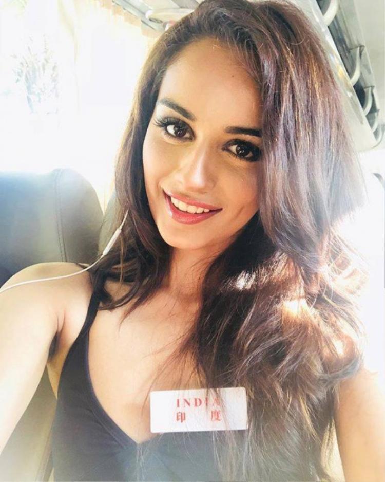 Vẻ nóng bỏng hút hồn của người đẹp đăng quang Miss World 2017