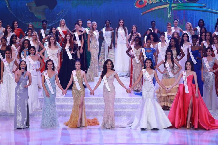 Trượt top 15 chung cuộc nhưng Đỗ Mỹ Linh vẫn có chiến thắng lịch sử tại Miss World 2017