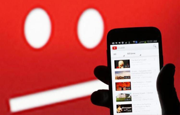 YouTube có rất nhiều quy định nghiêm ngặt về bản quyền.