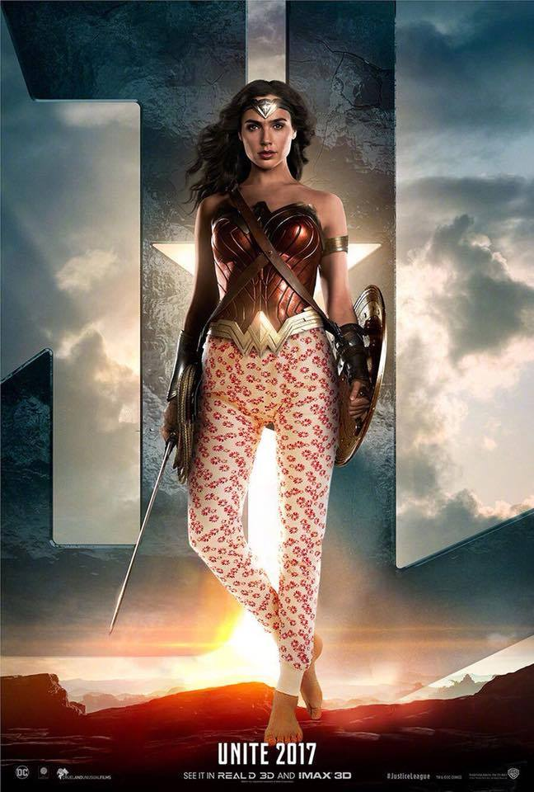 Khi siêu anh hùng mặc nhầm quần đi giải cứu thế giới