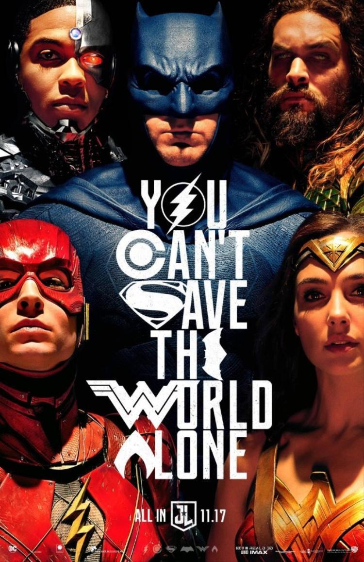 Không phải những lời phê bình, mà chính những con số khiến Justice League gặp khó khăn