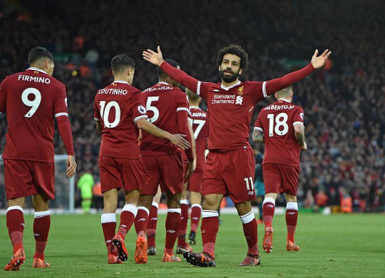 Mohamed Salah đã chơi rất hay.