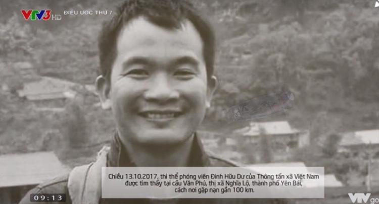Ước nguyện cuối cùng của phóng viên trẻ Đinh Hữu Dư đã thành hiện thực
