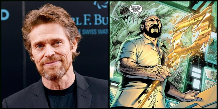 Vulko đã tìm ra diễn viên, nhưng không xuất hiện trong Justice League
