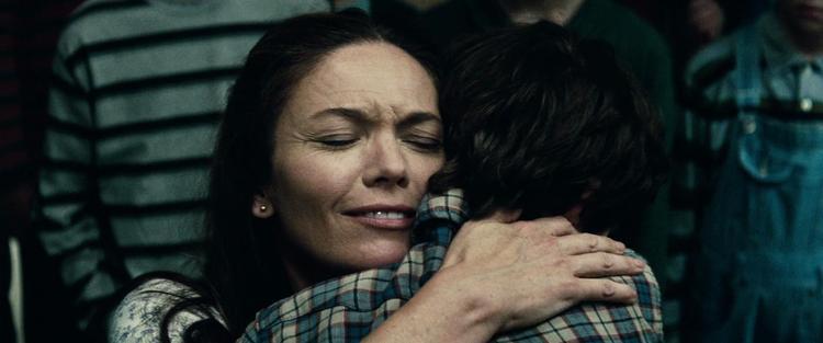 Martha từng chỉ dẫn cho Clark Kent khi anh mất kiểm soát sức mạnh thời còn bé