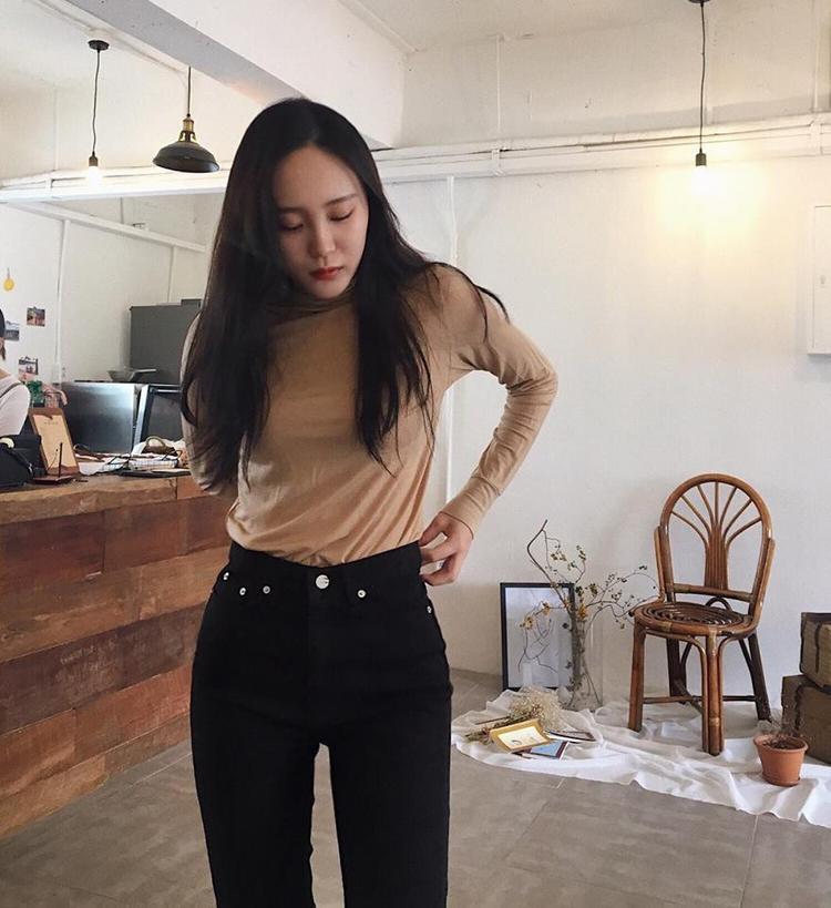 Cô gái Hàn gây chú ý trên Instagram vì quá giống Krystal (fx)