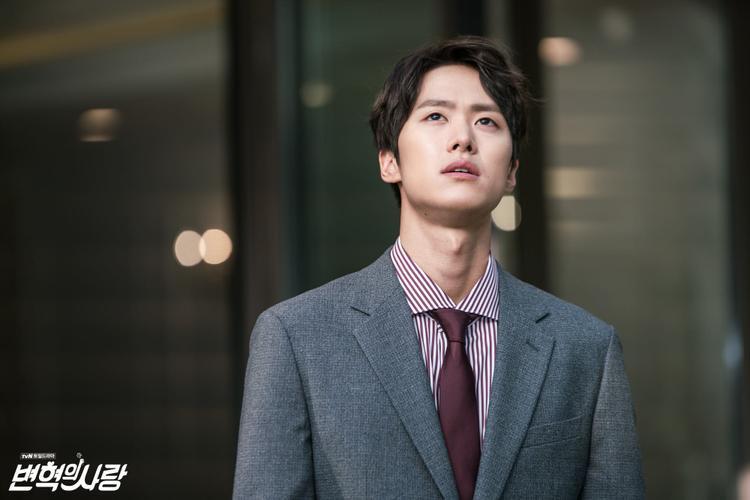 7 chàng nam phụ quốc dân màn ảnh Hàn năm 2017
