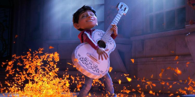Niềm đam mê âm nhạc của Miguel là bất tận