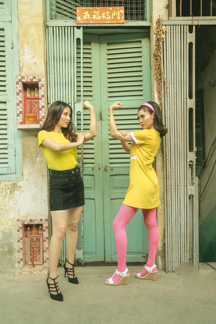 Sau Đông Nhi, đến lượt Jun Phạm tung MV nhạc phim Cô Ba Sài Gòn