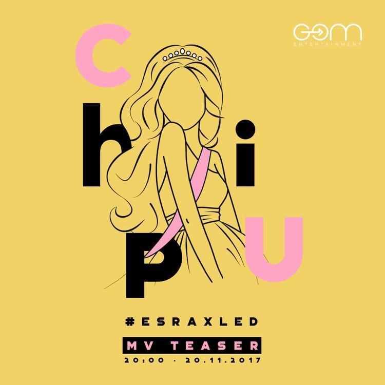 Bìa single mới tựa đề Esraxled sẽ được lên sóng teaser ngay tối nay (20/11).